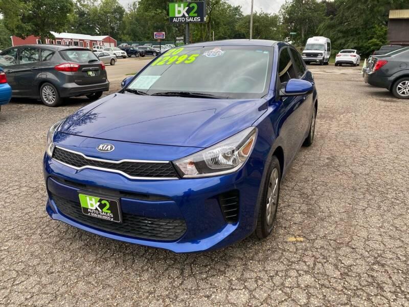 2020 Kia Rio for sale at BK2 Auto Sales in Beloit WI