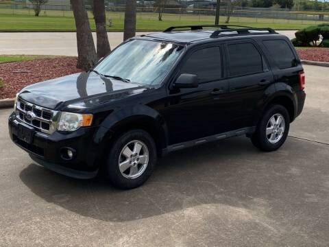 2012 Ford Escape for sale at M A Affordable Motors in Baytown TX