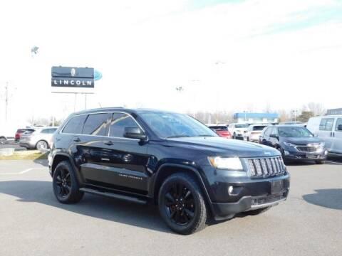 2012 Jeep Grand Cherokee for sale at Radley Cadillac in Fredericksburg VA