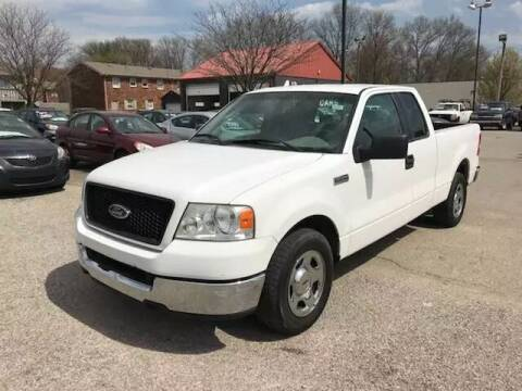 2005 Ford F-150 for sale at 4th Street Auto in Louisville KY
