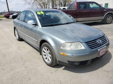 2004 Volkswagen Passat for sale at Buena Vista Auto Sales in Storm Lake IA