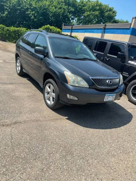 2005 Lexus RX 330 for sale at BEAR CREEK AUTO SALES in Rochester MN