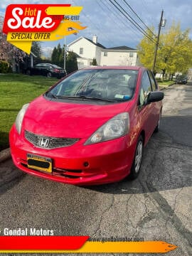 2009 Honda Fit for sale at Gondal Motors in West Hempstead NY