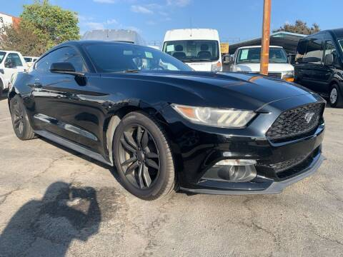 2015 Ford Mustang for sale at Best Buy Quality Cars in Bellflower CA