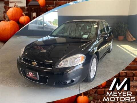 2015 Chevrolet Impala Limited for sale at Meyer Motors in Plymouth WI