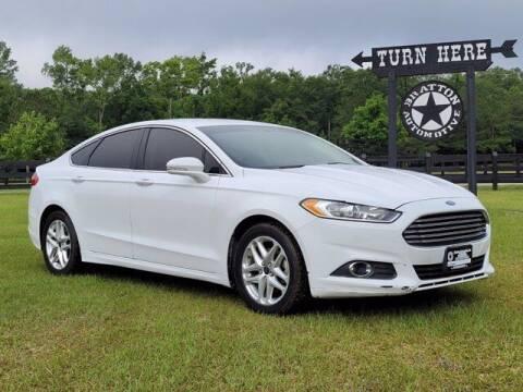 2014 Ford Fusion for sale at Bratton Automotive Inc in Phenix City AL