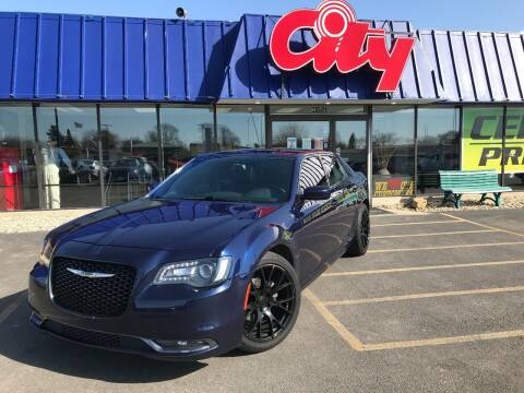 2016 Chrysler 300 for sale at CITY SELECT MOTORS in Galesburg IL
