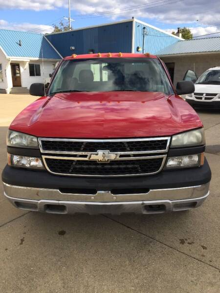 2006 Chevrolet Silverado 1500 for sale at New Rides in Portsmouth OH