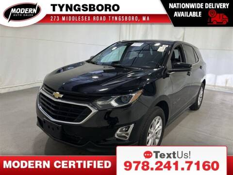 2019 Chevrolet Equinox for sale at Modern Auto Sales in Tyngsboro MA
