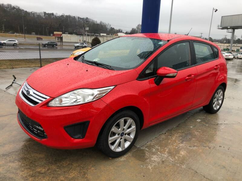 2013 Ford Fiesta for sale at CarUnder10k in Dayton TN