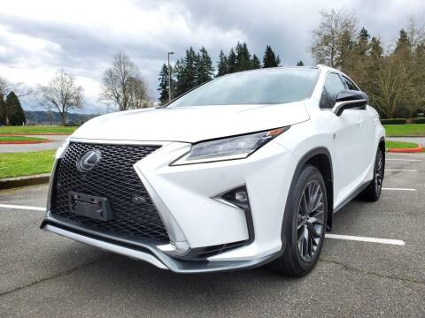 2016 Lexus RX 350 for sale at Painlessautos.com in Bellevue WA