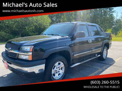 2006 Chevrolet Avalanche for sale at Michael's Auto Sales in Derry NH