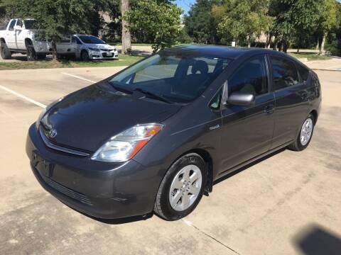 2008 Toyota Prius for sale at Safe Trip Auto Sales in Dallas TX