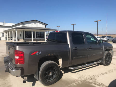 2012 Chevrolet Silverado 1500 for sale at Lannys Autos in Winterset IA