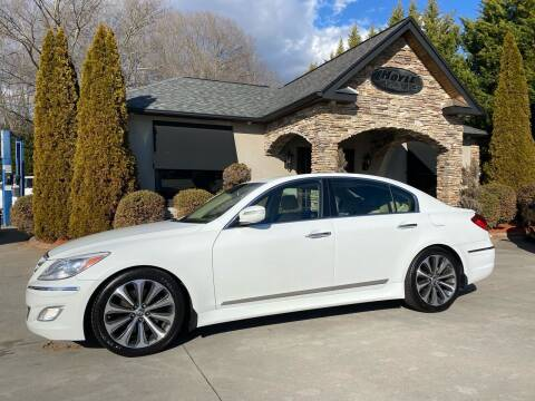 2013 Hyundai Genesis for sale at Hoyle Auto Sales in Taylorsville NC