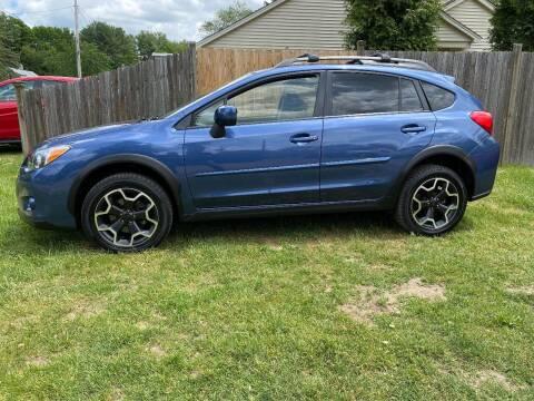 2013 Subaru XV Crosstrek for sale at ALL Motor Cars LTD in Tillson NY