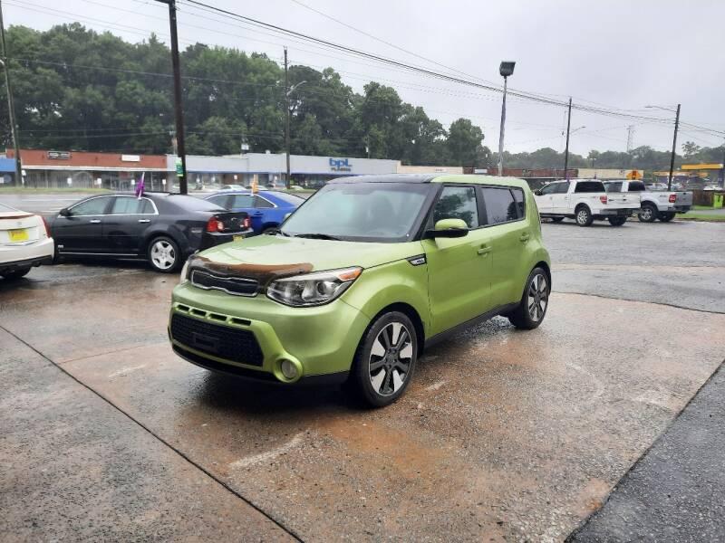 2014 Kia Soul for sale at PIRATE AUTO SALES in Greenville NC