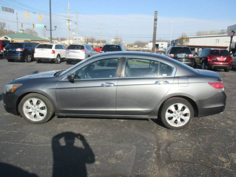 2008 Honda Accord for sale at Home Street Auto Sales in Mishawaka IN