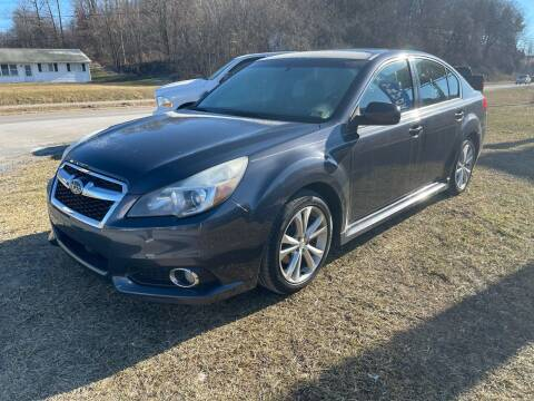 2013 Subaru Legacy for sale at ABINGDON AUTOMART LLC in Abingdon VA