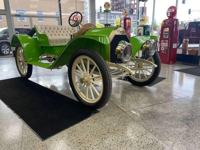 1911 K-R-I-T ROADSTER for sale at Klemme Klassic Kars in Davenport IA