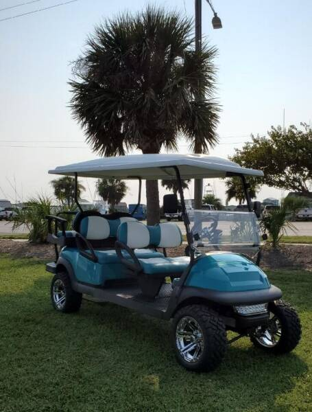2011 Club Car Precedent for sale at 70 East Custom Carts Atlantic Beach in Atlantic Beach NC
