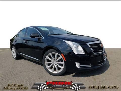 2017 Cadillac XTS for sale at PRIME MOTORS LLC in Arlington VA