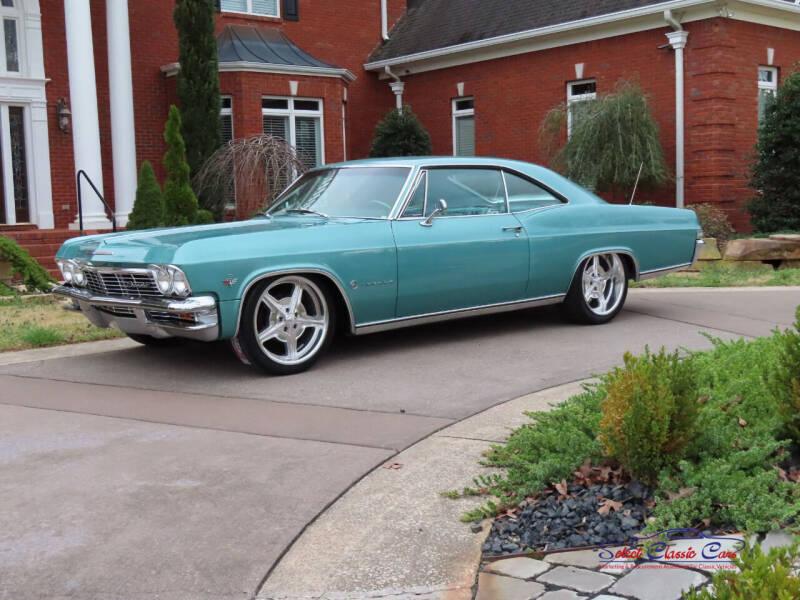 1965 Chevrolet Impala for sale at SelectClassicCars.com in Hiram GA