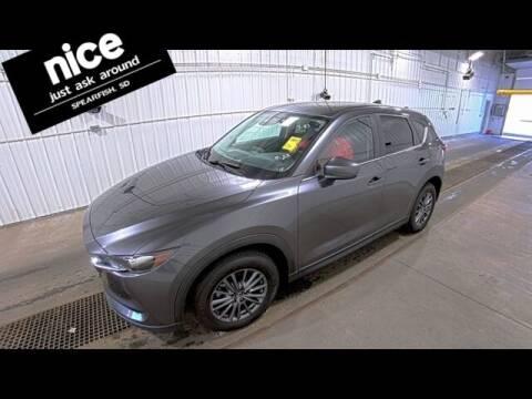 2017 Mazda CX-5 for sale at PRESTIGE AUTO SALES in Spearfish SD