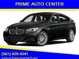 2014 BMW 5 Series for sale at PRIME AUTO CENTER in Palm Springs FL