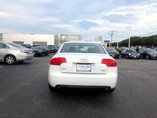2007 Audi A4 AWD 2.0T quattro 4dr Sedan (2L I4 6A) - Virginia Beach VA