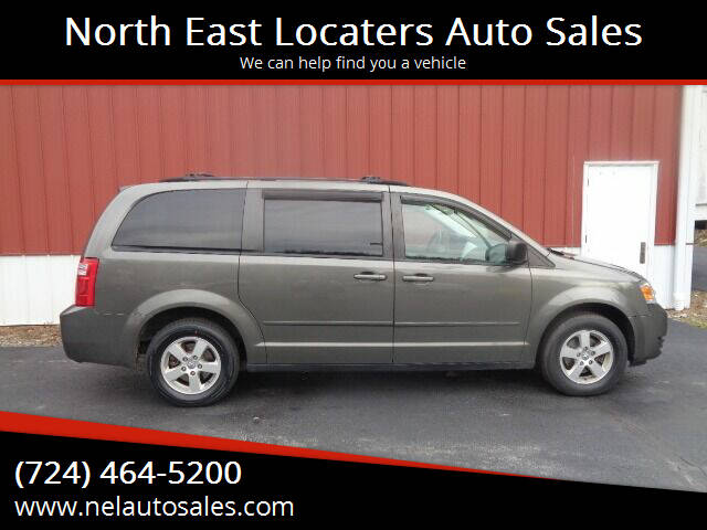 2010 Dodge Grand Caravan for sale at North East Locaters Auto Sales in Indiana PA