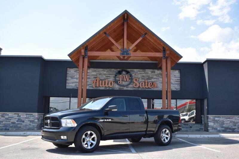 2010 Dodge Ram Pickup 1500 for sale at JW Auto Sales LLC in Harrisonburg VA