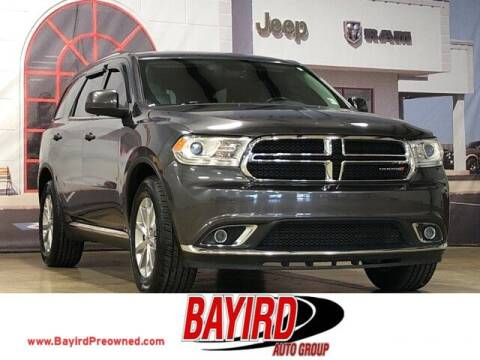 2016 Dodge Durango for sale at Bayird Truck Center in Paragould AR