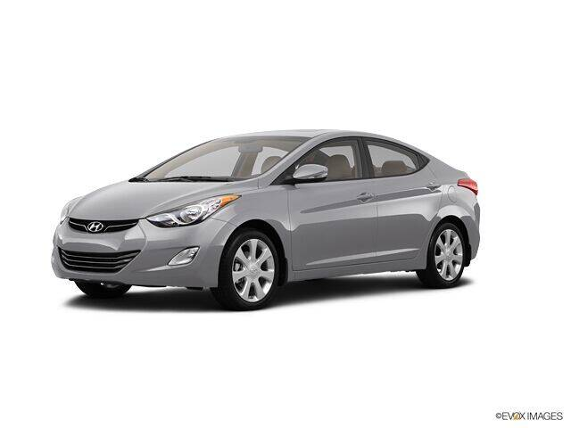 2013 Hyundai Elantra for sale at CHAPARRAL USED CARS in Piney Flats TN