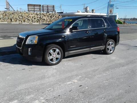 2013 GMC Terrain for sale at Nelsons Auto Specialists in New Bedford MA