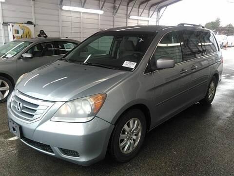 2010 Honda Odyssey for sale at Cj king of car loans/JJ's Best Auto Sales in Troy MI