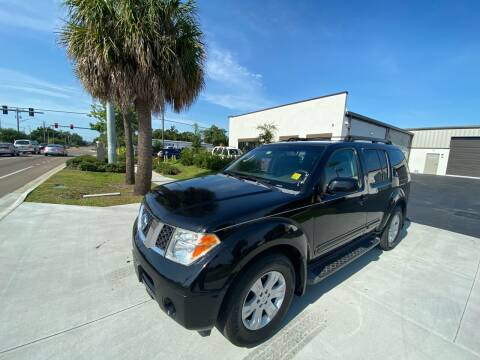 2005 Nissan Pathfinder for sale at Bay City Autosales in Tampa FL