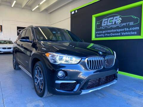 2016 BMW X1 for sale at GCR MOTORSPORTS in Hollywood FL