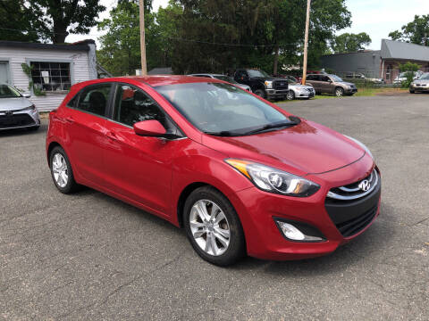 2014 Hyundai Elantra GT for sale at Chris Auto Sales in Springfield MA