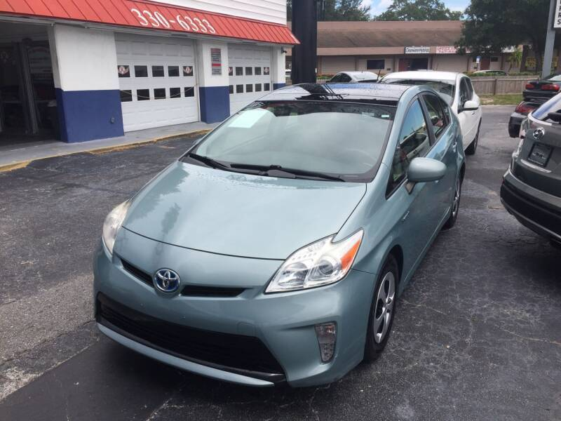 2013 Toyota Prius for sale at Regal Cars of Florida-Clearwater Hybrids in Clearwater FL