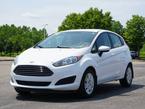 2014 Ford Fiesta for sale at FOWLERVILLE FORD in Fowlerville MI