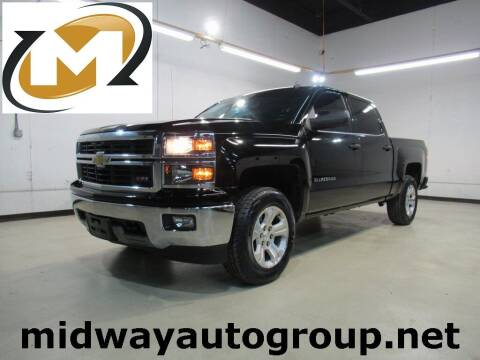 2014 Chevrolet Silverado 1500 for sale at Midway Auto Group in Addison TX