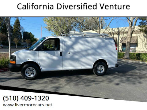2013 Chevrolet Express Cargo for sale at California Diversified Venture in Livermore CA