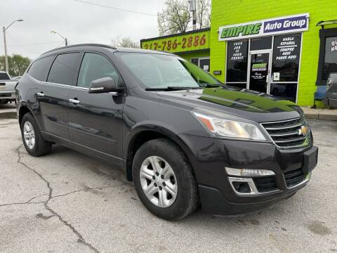 2015 Chevrolet Traverse for sale at Empire Auto Group in Indianapolis IN