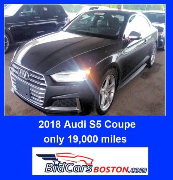2018 Audi S5 for sale in Walpole, MA