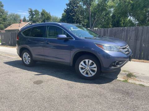 2013 Honda CR-V for sale at Ace Auto Sales in Boise ID