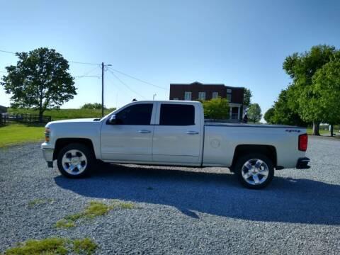 2014 Chevrolet Silverado 1500 for sale at Dealz on Wheelz in Ewing KY