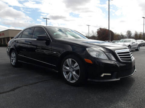 2011 Mercedes-Benz E-Class for sale at TAPP MOTORS INC in Owensboro KY