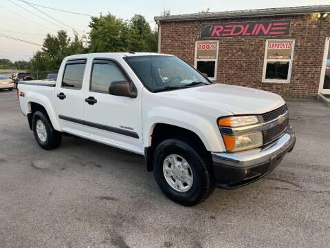 2005 Chevrolet Colorado for sale at Redline Motorplex,LLC in Gallatin TN