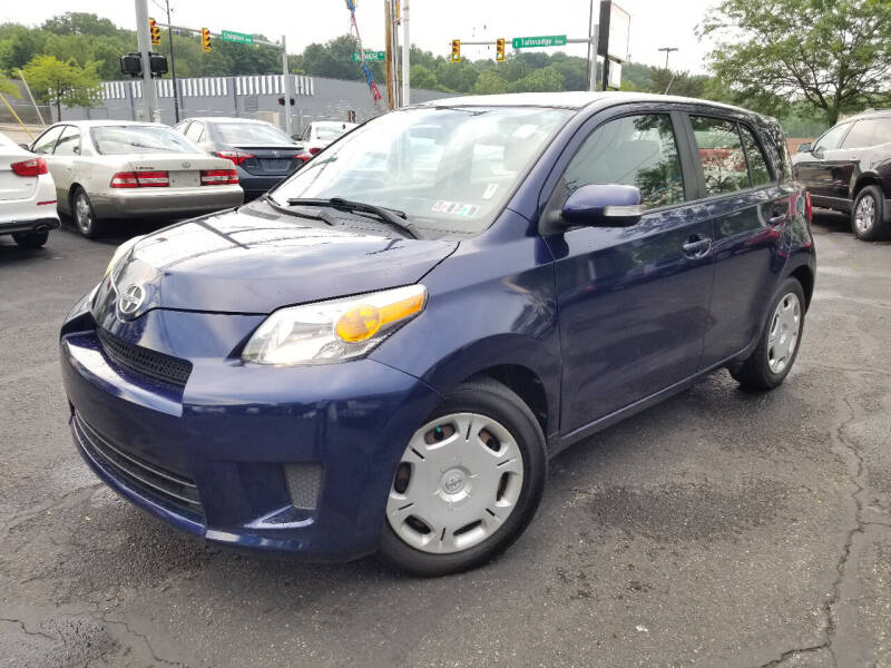 2010 Scion xD for sale at Cedar Auto Group LLC in Akron OH